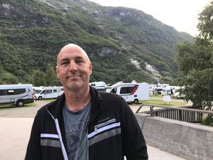 Företagarna Säters ordförande Tomas Olsson tycker att resultatet av undersökningen är missvisande.