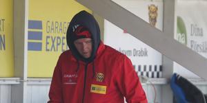 Timo Lahti bröt vadbenet mot sin gamla klubb.