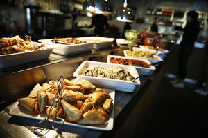 Så här såg utbudet ut hos restaurang Bianchi i VLT-huset, vilket utbud kommer den kommande krögaren att locka med?