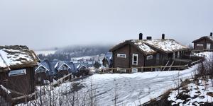 Bland landets fem största skidkommuner har priset på fritidsstugor ökat minst i Åre kommun.