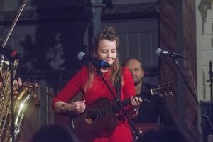 Ellen Sundberg gav bland annat sin egen låt