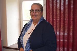 Rikskronofogde Christina Gellerbrant Hagberg har inte besökt de anställda som påverkas av beslutet i Hudiksvall.