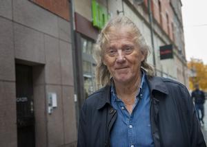 Hans Åslin, 70 år, säljare, Sundsvall.