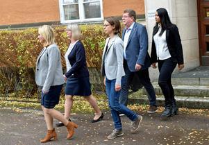 Det blir förstås en viktig uppgift för BT:s ledarredaktion att kritisera majoriteten (Monica Lundin (L), Karin Örjes (C), Elina Brodén (MP), Jan Bohman (S) och Nicole Skoglund (OFA)) om den går för långt vänsterut.