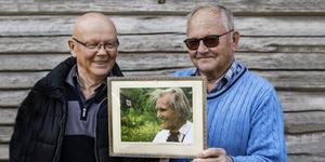 Erik och Olle Hildingsson minns Hilding som en kärleksfull far.
