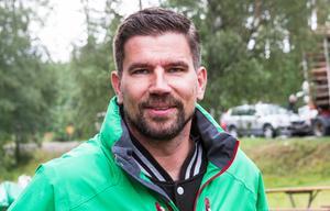 Kommunalrådet Markus Evensson (S) är positiv till Projekt Kajvall. I oktober beslutar kommunstyrelsen om pengar ska tas från KS utvecklingsreserv.