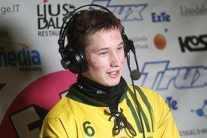 Noa Djäkner har haft en riktigt fin start på säsongen, både i allsvenskan och juniorelitserien.