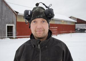 Stefan Dahlsten hoppas att Storhagens planer på att utöka ska göra att både han och hustrun Ellika Nilsson ska kunna arbeta med verksamheten på heltid framöver.