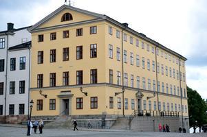 Högsta förvaltningsdomstolen i Stockholm. Bild: Henrik Montgomery/TT