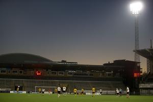 Junior-DM-finalen spelades på Behrn arena.