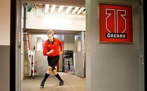 Ari Gröndahl har gjort sitt i Örebro Hockey.