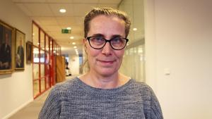 Agneta Romin, verksamhetschef,  kvinnosjukvården i Dalarna.