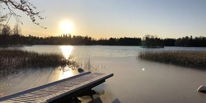 Vackra Måns Ols med snötäcke. Foto: Mimmi Landberg
