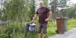 Sven-Erik Persson har försökt få kontakt med chefen på Postnord i Bollnäs, men denne har ännu inte återkopplat.
