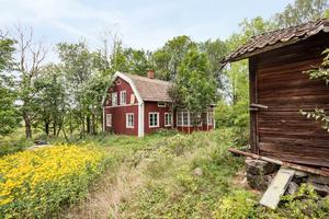 10. Villan i Sevalla fick 30 160 klick. Mäklare är Mikaela Gustavsson på Svensk Fastighetsförmedling.
