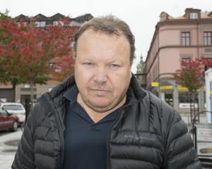 Niclas Simonsson, 53, planerare, Njurunda.