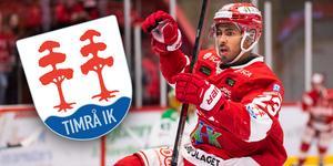 Jeremy Boyce stannar i Timrå. Bild: Pär Olert/Bildbyrån