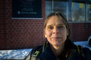 Lisa Hugoson, chef för Dalateatern.