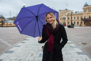 Sundsvallstjejen Clara Grelsson är vd för mediebyrån Mindshare.