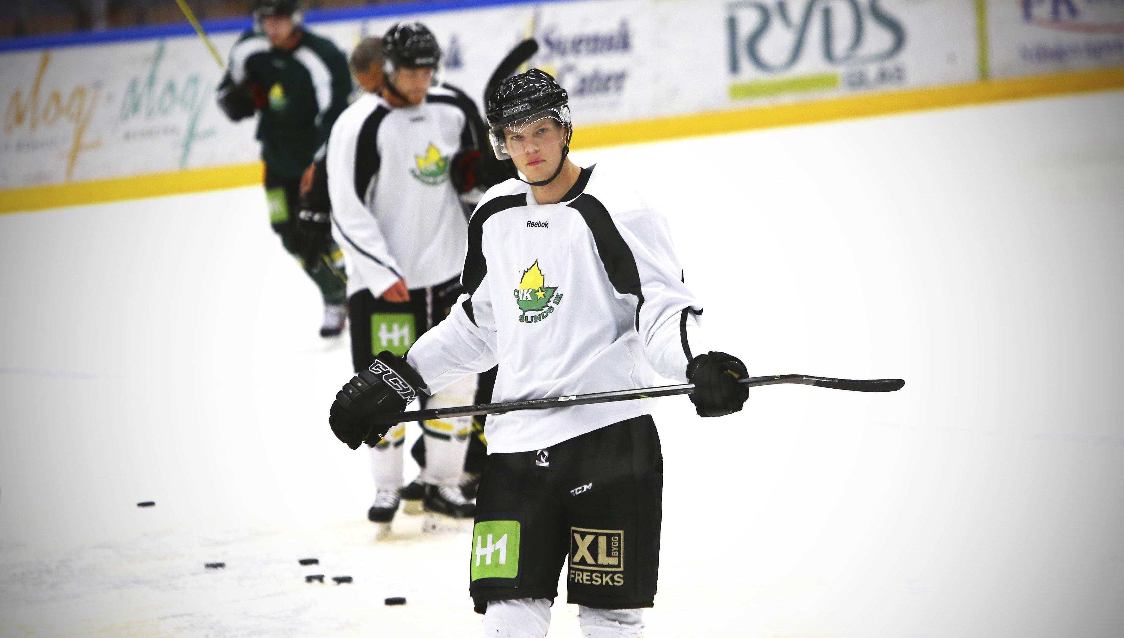 Karlssons lagbygge i Borlänge Hockey tar form – fyra nya pusselbitar på plats: