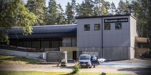 Beautytown Cruisers nya klubblokal i Fagersta står redo för ortsborna.