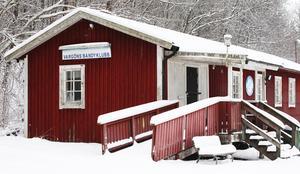 Här, på Randhemsvallen i Vargön, spelade Fagerström som barn.