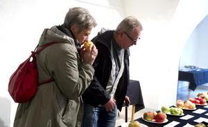 Lars Johansson och Kerstin Persson fascinerades över mångfalden.