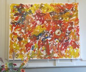 En konstnär om året ska visas i salarna på Gävle Slott. Först ut är Gunnar Greiber.