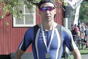 Andreas Ringvall, IFK Sala kammade hem bronset på sprinten.