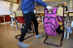 Hygienrutinerna för barnen i Parkskolan är under all kritik, skriver insändarskribenten. Foto: TT