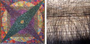 Ingrid Rådmark ställer ut verk med temat Förvandlingar i Nynäshamns konsthall. Utställningen har vernissage den 16 november.
