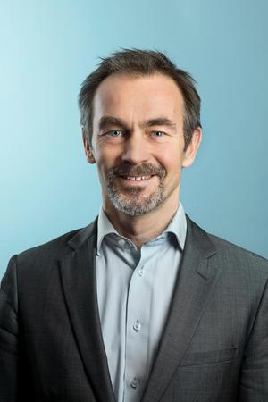 Lars Lindberger, kommunikationschef i Norrtälje kommun.