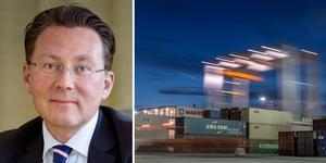 De små och medelstora företagen är viktiga eftersom det står för en stor andel av exporten, skriver Carl-Johan Karlsson på Exportkreditnämnden. Foto: Pressbild och TT