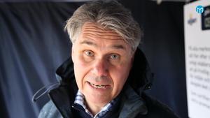 Mats Sigvant är vd för Siljan Skog AB som driver sågverk i Mora och Älvdalen.