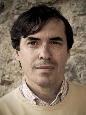 Författaren Mircea Cărtărescu. Foto: Cato Lein.