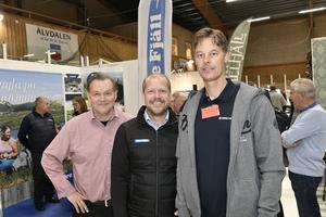 Torbjörn Wallin, Idre Himmelfjäll, Andreas Starenhed, Idre Fjäll och Hans Ericsson, Fjätervålen går nu vidare tillsammans med företagen i Grövelsjön och bildar ett gemensamt bolag.
