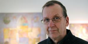 Lars Westerman firar både sin 50:e separatutställning och 50 år som konstnär.