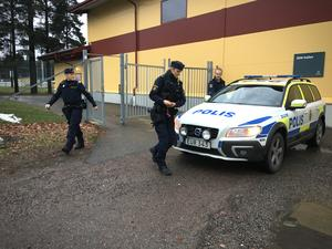 Polisen sökte efter 17-åringen med stora resurser.