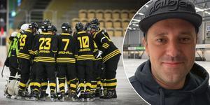 AIK:s klubbchef Daniel Johansson ser fram mot en publikfest på Östermalms IP. Bild: Andreas Tagg/Christoffer Million
