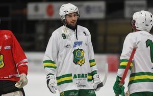 Axel Jonsson blev klar för Skutskär i torsdags.