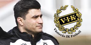 Serwat Zarifnejad har en vision för VIK:s återtåg uppåt i seriesystemet. Foto: Arkiv