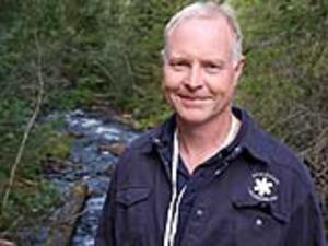 Håkan Söderberg är biolog på Länsstyrelsen.