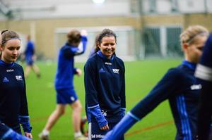 Anna Björklund, ny i SDFF från Gefle.
