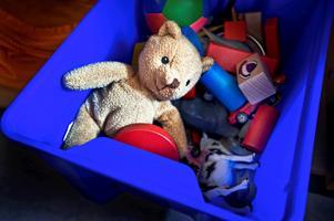 Du bör kanske tänka om angående leksakerna på vinden, eller att köpa leksaker på loppisar. Bild: Yvonne Åsell/SvD/SCANPIX