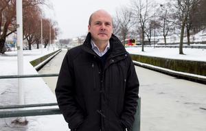 Mikael Fransson, chef på kultur- och samhällsserviceförvaltningen.