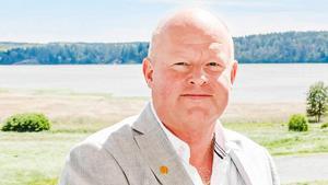 Toteb AB bidrog positivt till Credentias utveckling berättar Ronny Jansson. Foto: Credentia