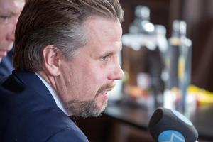 """Filip Hammar om Birger Sjöberg: """"Han var en snäll polis""""."""