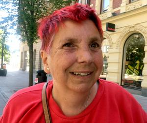 Maria Persson, 40+, diversearbetare, Sundsvall