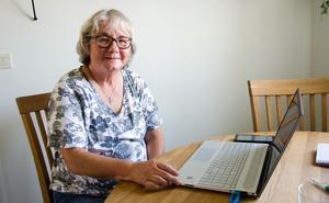 Nu jobbar Ingrid för fullt med att söka projektpengar och samla in material.