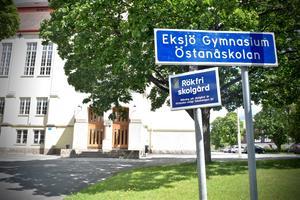 Till hösten kommer Eksjö gymnasium att få nya elever som börjar på deras olika gymnasieprogram.